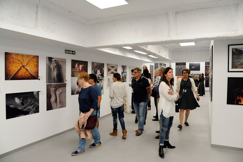 Inaugural exhibition of FotoNostrum Gallery in Barcelona, Oct 7th 2019